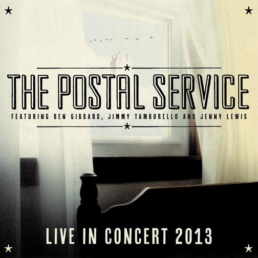 The Postal Service 2013 Tour