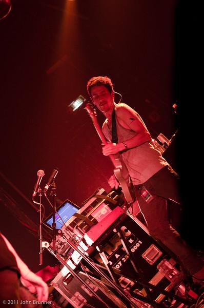 Rhymesayers European Tour 2011 / La Machine du Moulin Rouge