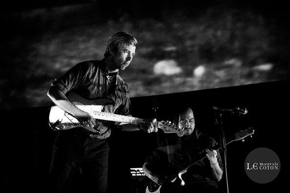 Bill Callahan en concert à L'Epicerie Moderne à Feyzin par Johan Cottreel