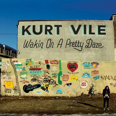 critique écoute review matador the violators kurt vile 2013 wakin on a pretty daze