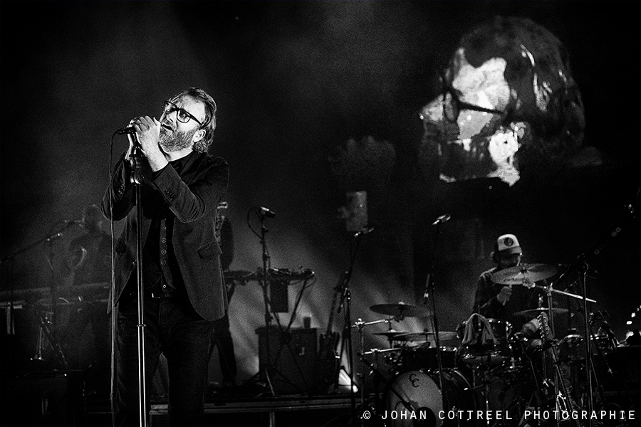 live report critique johan cottreel photos le mauvais coton the national live festival les nuits de fourvière 4ad 2014 james vincent mcmorrow