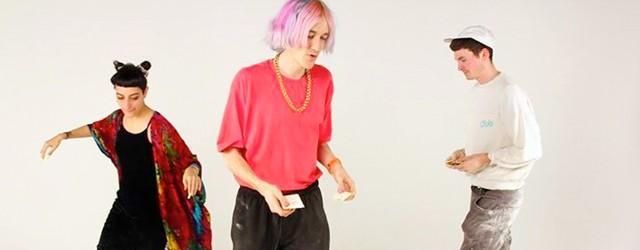 joey fourr to the floorr 2015 tigre discs atelier ciseaux joseph prendergast pop indie critique review chronique