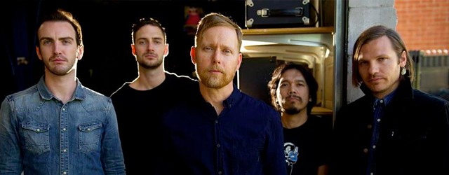 nate mendel sunny day real estate lieutenant 2015 dine alone records review critique écoute pop indie rock foo fighters