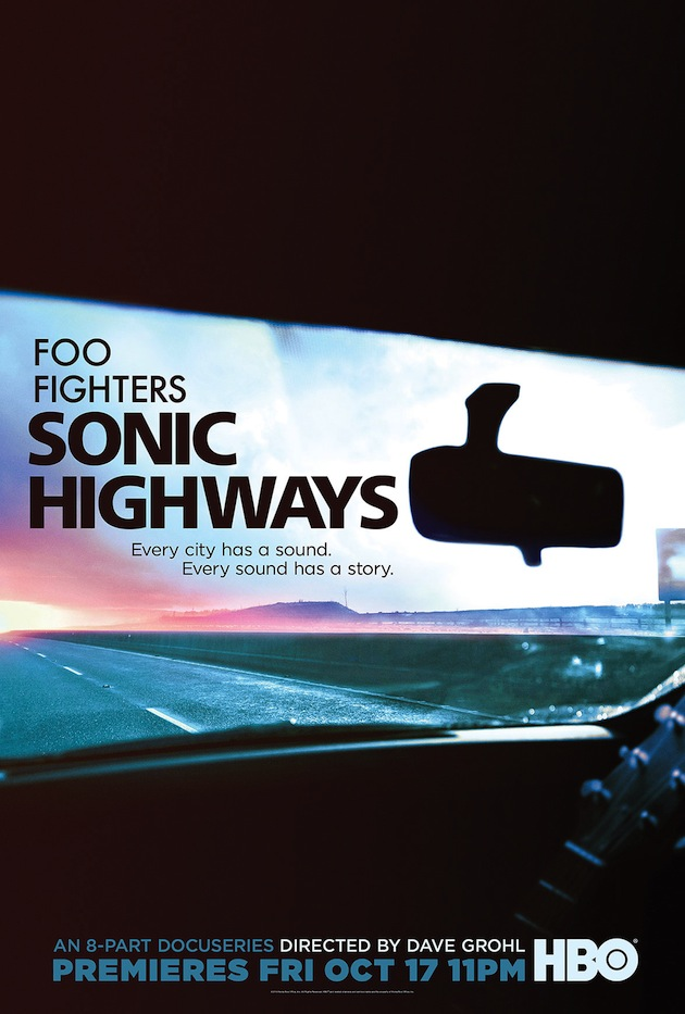 Sonic Highways/HBO