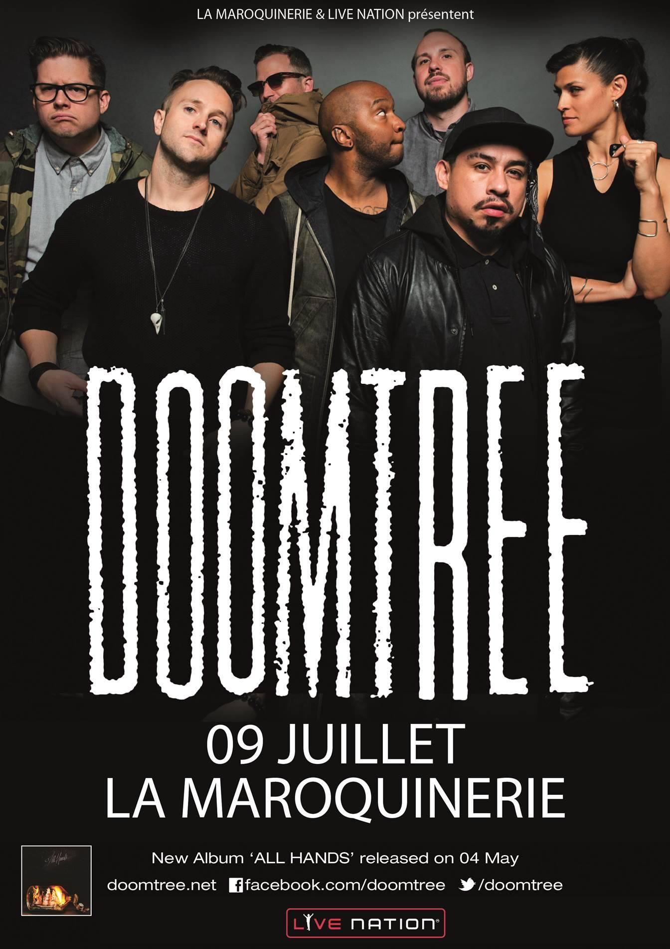 Doomtree/All Hands Tour/La Maroquinerie