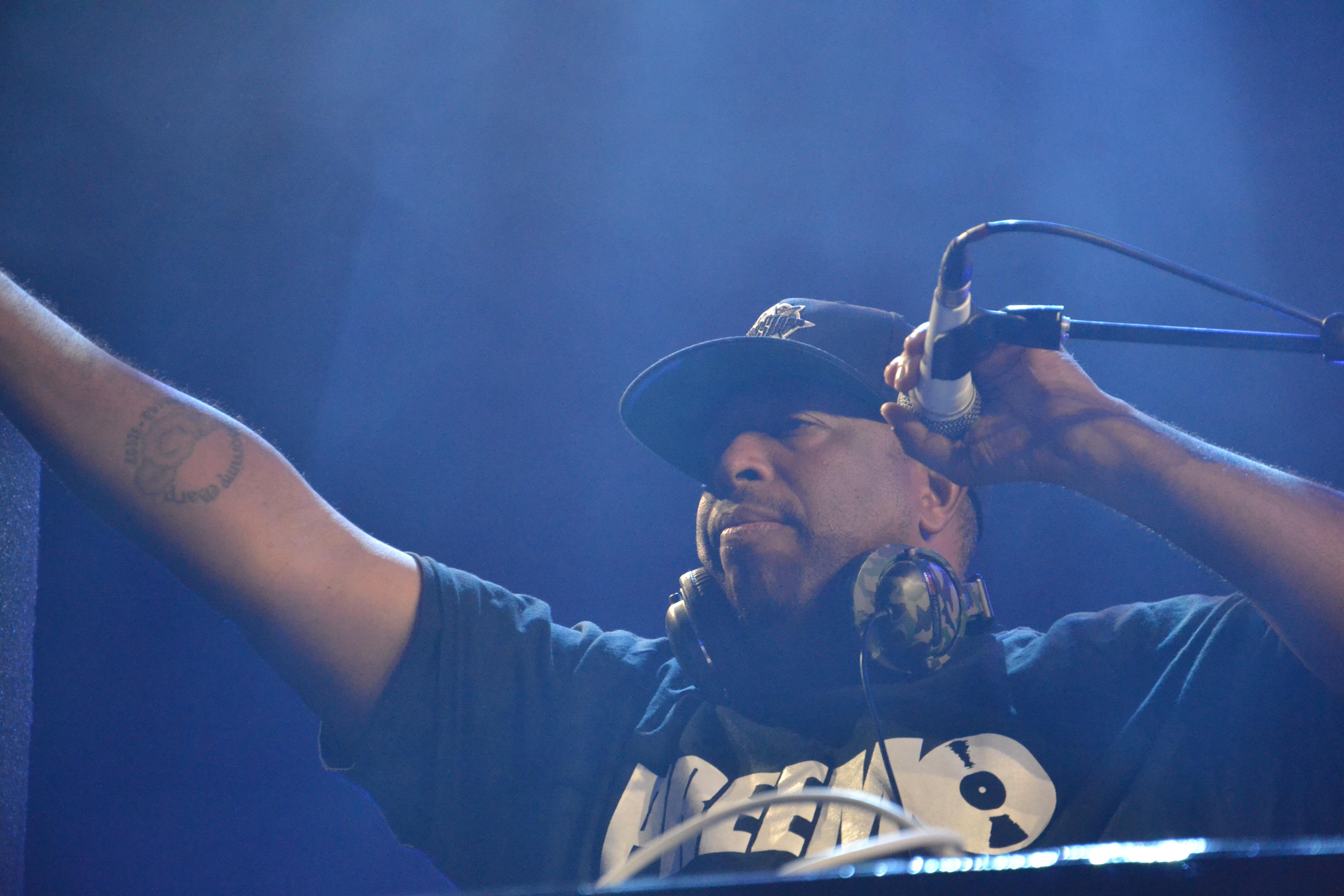 DJ Premier @ Jazz à la Villette