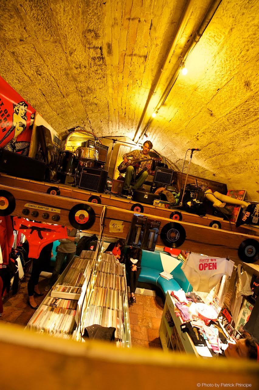 Voodoo Rhythm Record Store
