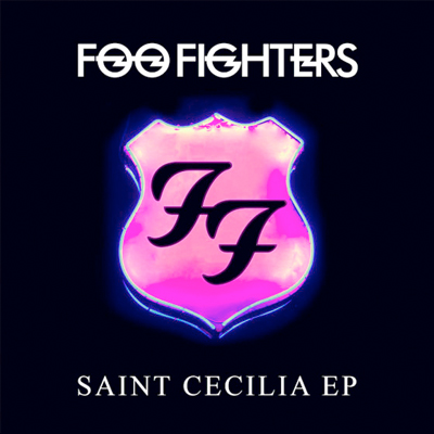 foo fighters saint cecilia ep rca roswell records critique review