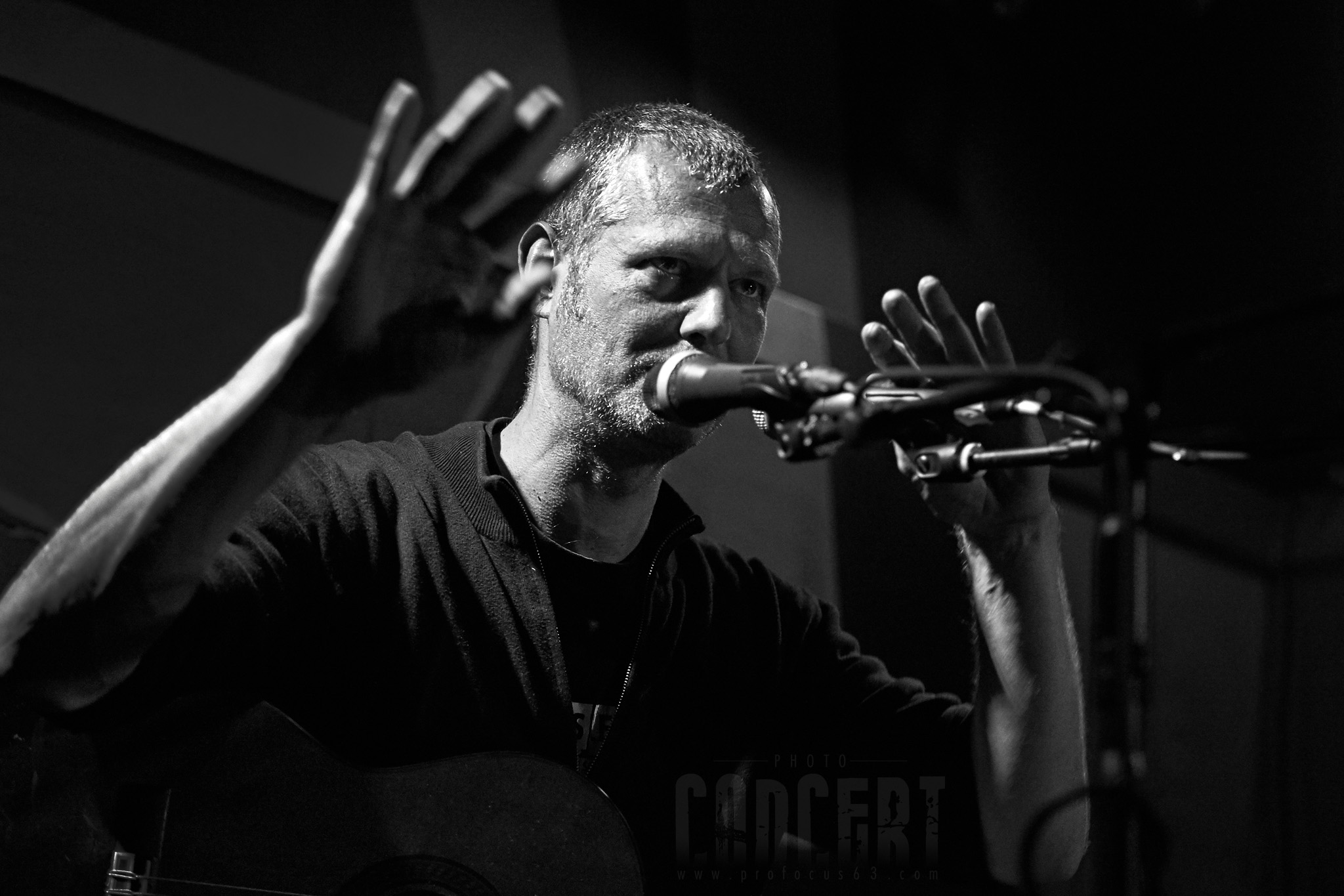 Matt Elliott par Yann Cabello