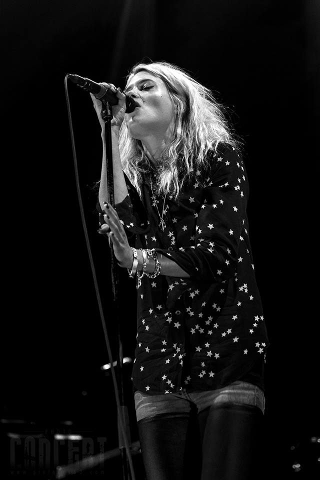 Alison Mosshart/The Kills © Yann Cabello