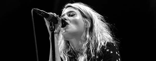 alison mosshart jamie hince the kills la coopérative de mai clermont-ferrand yann cabello 2016 ash & ice domino records