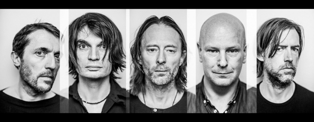 Radiohead Thom Yorke Jonny Greenwood Phil Selway Ed O'Brien Colin Greenwood XL Recordings 2016 Oxford