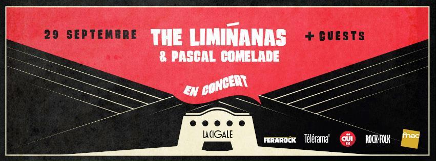 Les Limiñanas en concert à La Cigale