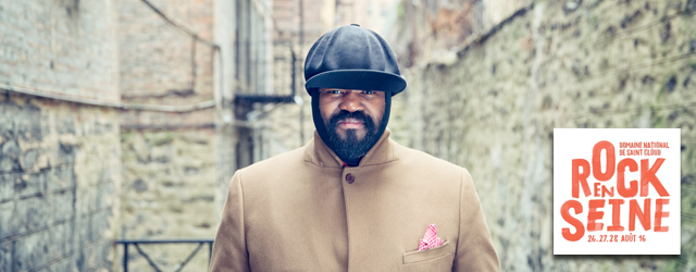 Gregory Porter / Rock en Seine 2016