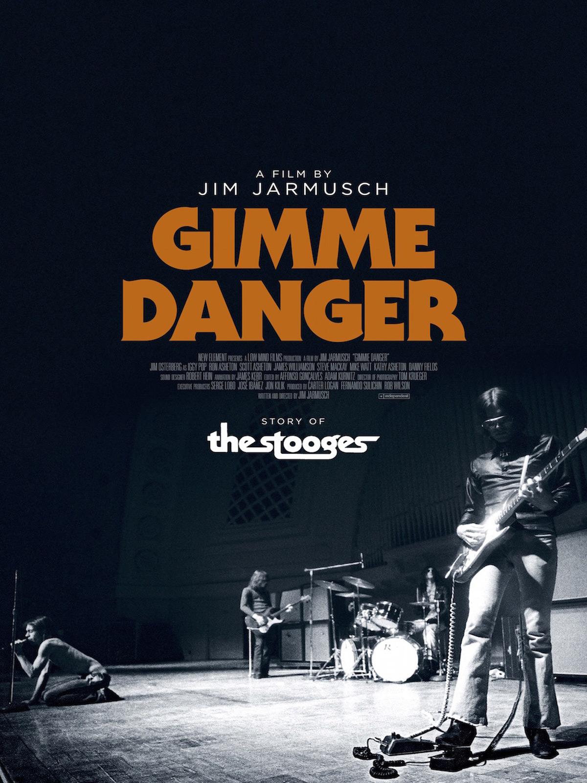 'Gimme Danger' de Jim Jarmusch