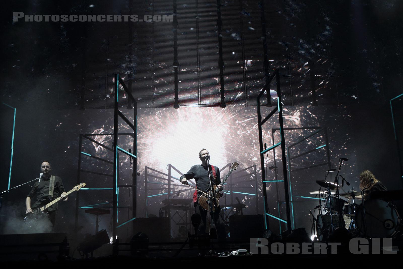 Sigur Rós au festival Rock en Seine par Robert Gil ©