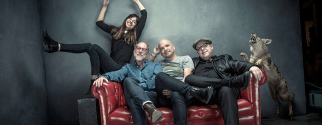 Pixies Paz Lanchantin Head Carrier Pias Frank Black Black Francis Dave Lovering David Lovering Joey Santiago 2016 Album Indie Rock