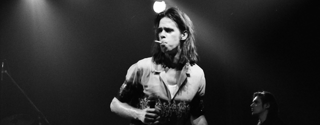 Nick Cave Blixa Bargeld The Bad Seeds Berlin 1992