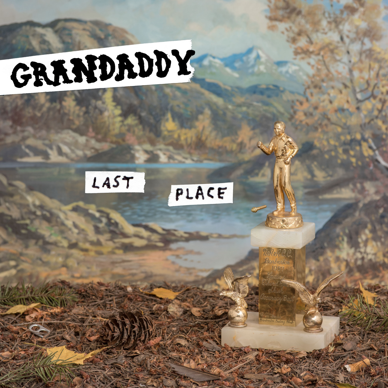 "Grandaddy ""Last Place"""