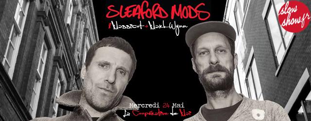 concours concert la coopérative de mai clermont-ferrand rue serge gainsbourg sleaford mods mark wynn massicot punk post hip-hop