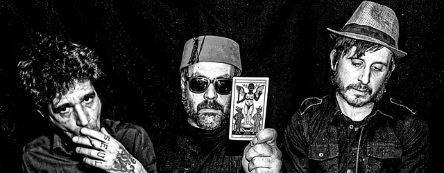 death of an angel destination lonely 2017 rock 'n' roll punk blues trio review critique voodoo rhythm records