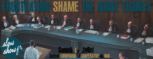 concours 2017 europavox shame frustration the noise figures rock 'n' roll la coopérative de mai rue serge gainsbourg juillet