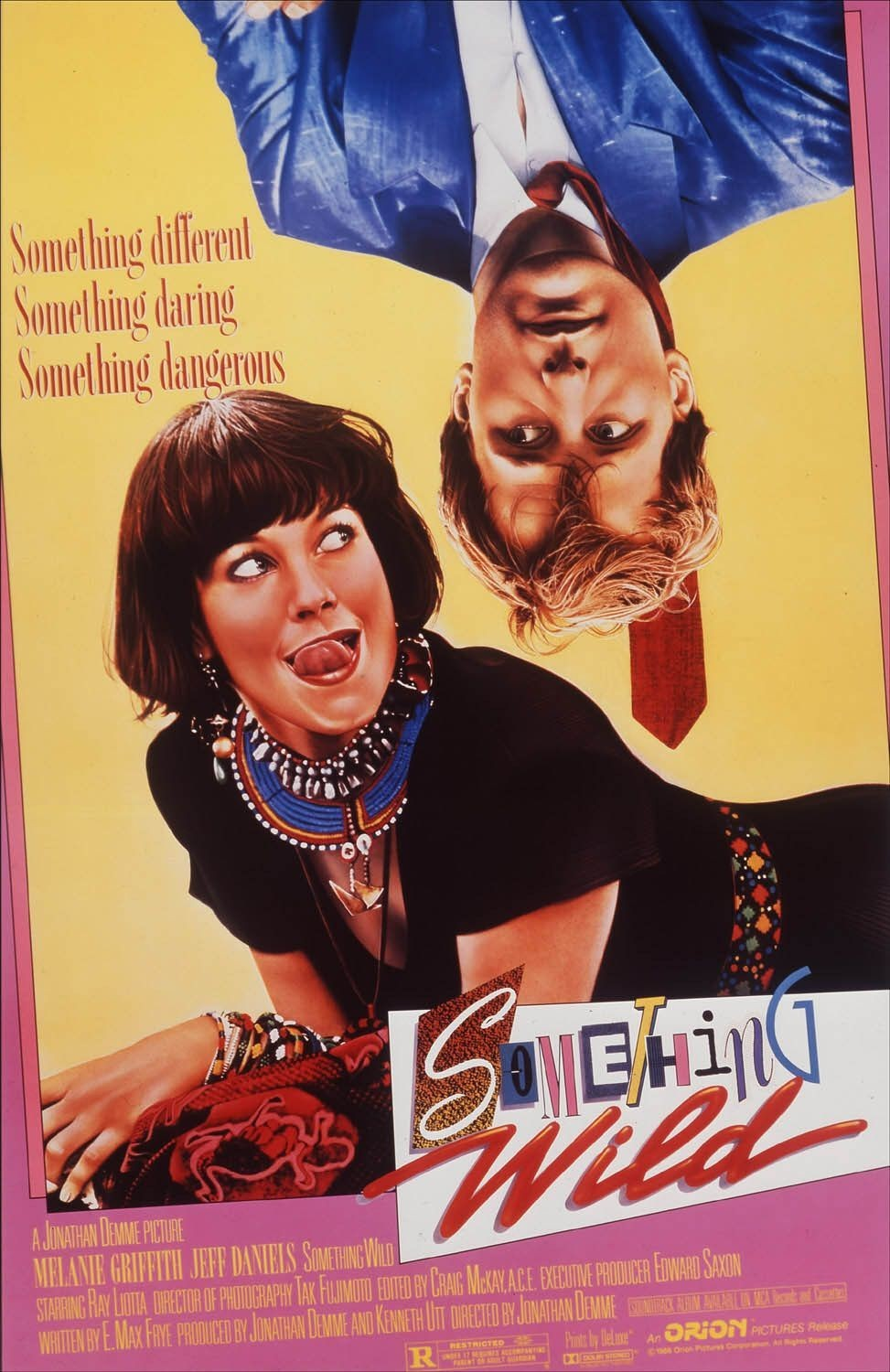 """Something Wild"" de Jonathan Demme"