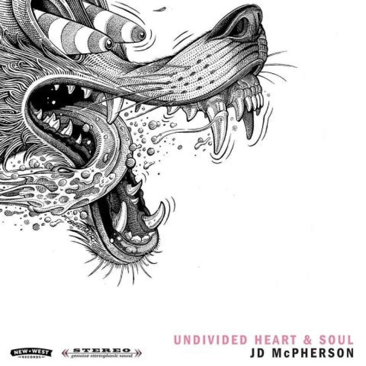 jd mcpherson undivided heart and soul new west records rock 'n' roll 2017 americana studio b nashville tennessee critique review chronique