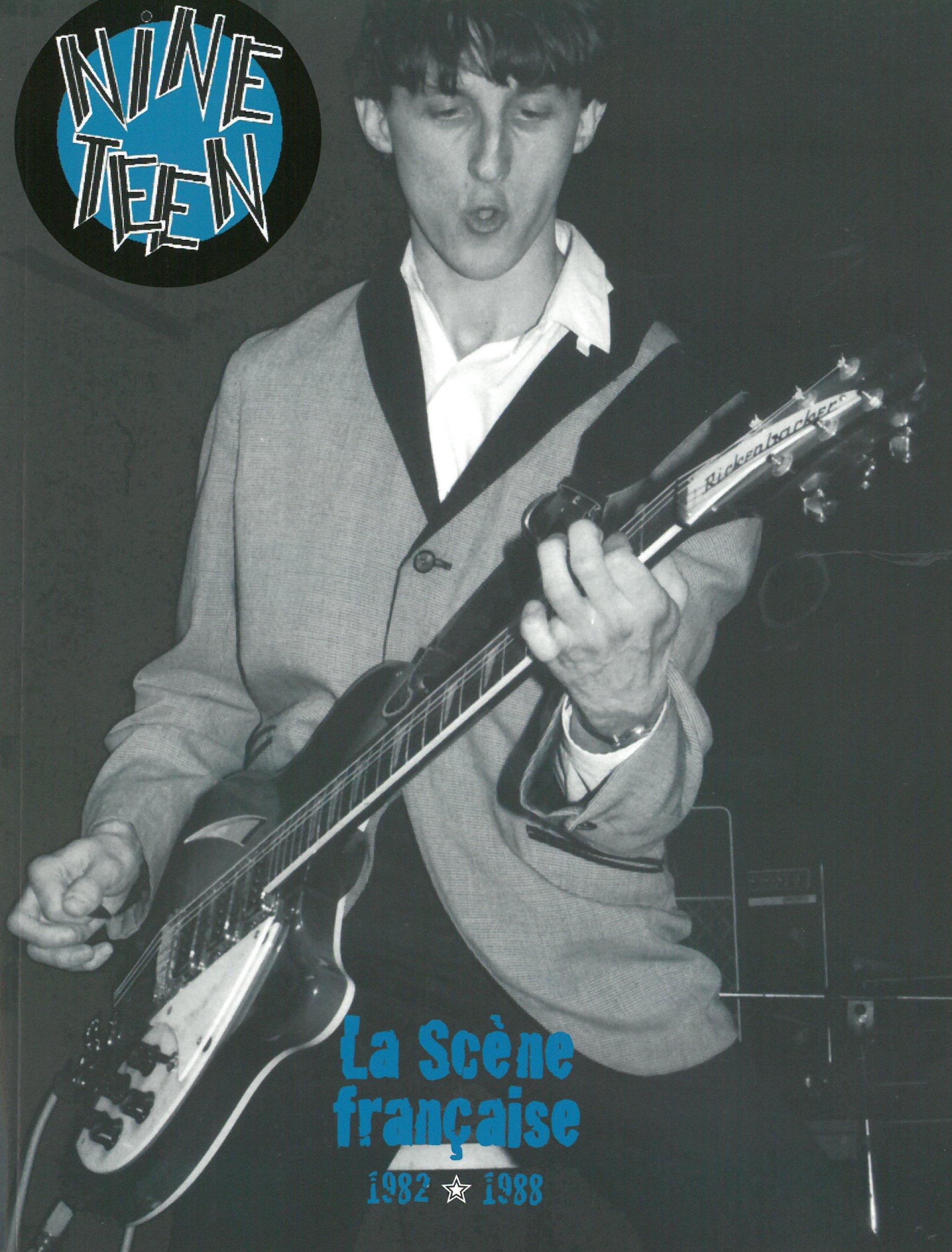 Nineteen: La Scène française 1982-1988