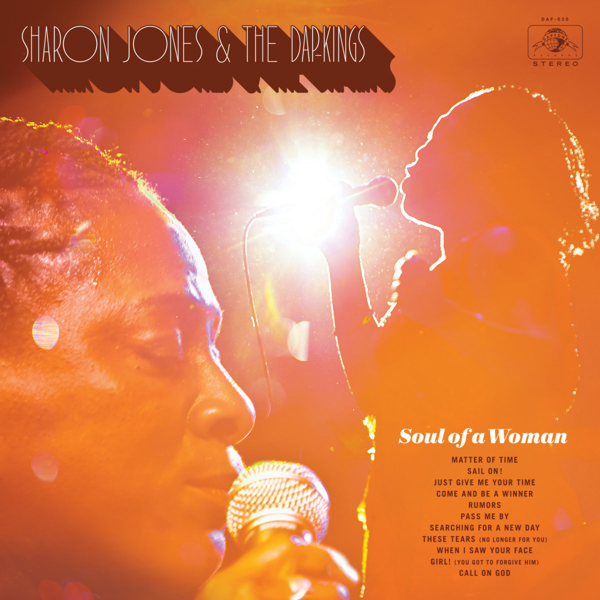 "Sharon Jones & The Dap-Kings ""Soul of a Woman"""