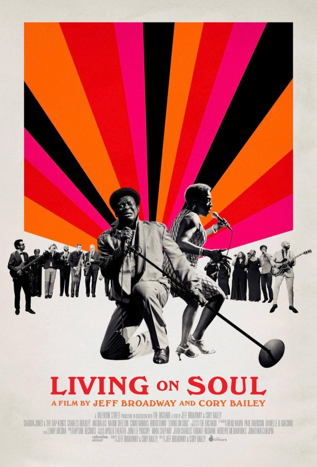 """Living On Soul"" de Jeff Broadway & Cory Bailey"