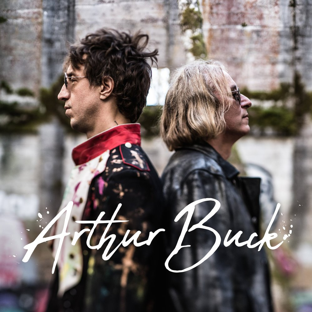 s/t self titled joseph arthur peter buck r.e.m. new west records pias critique review chronique album record disque pop rock alternatif indie classique classic