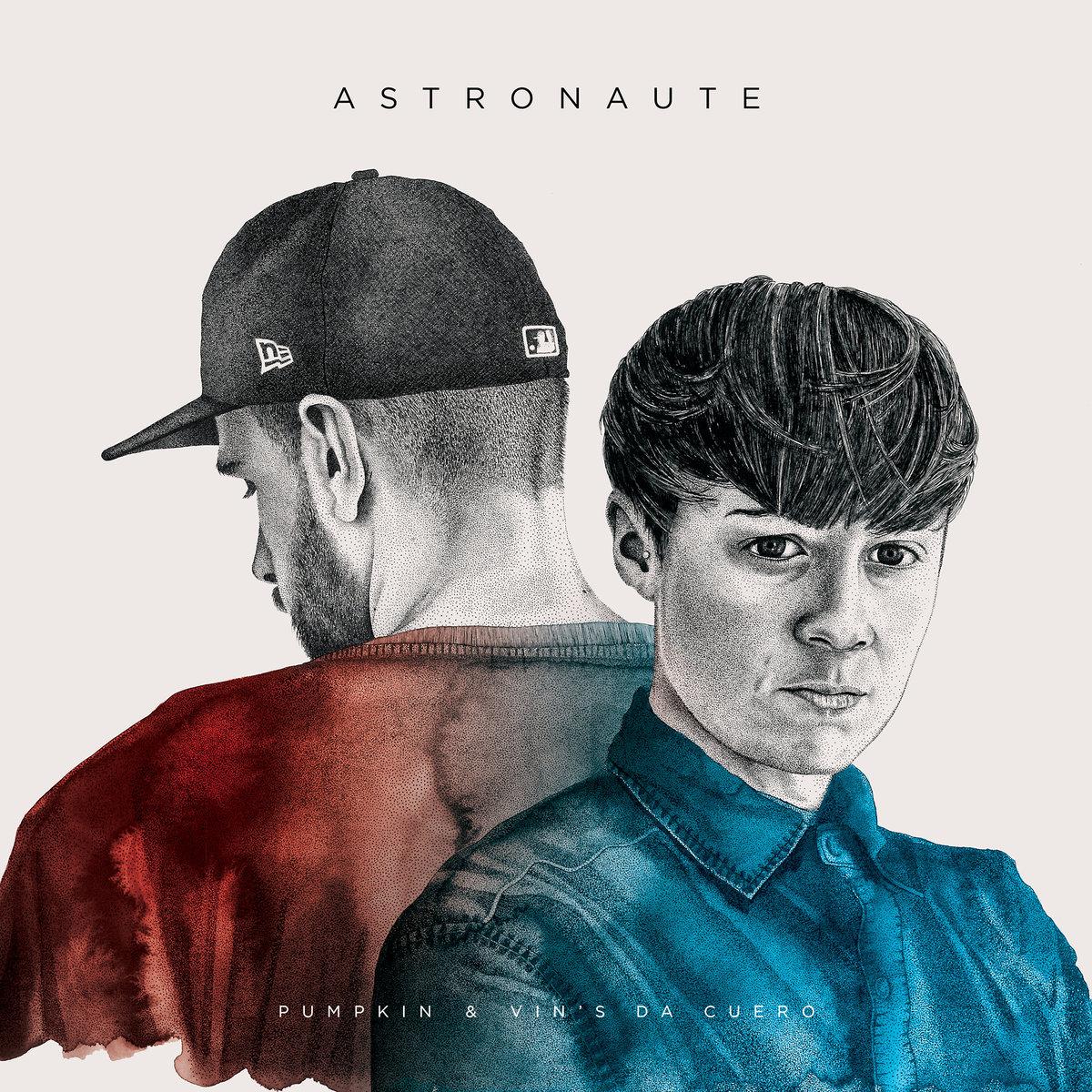 vin's da cuero pumpkin astronaute boop bap rap hip-hop jp manova critique écoute chronique 2018 mentalow music