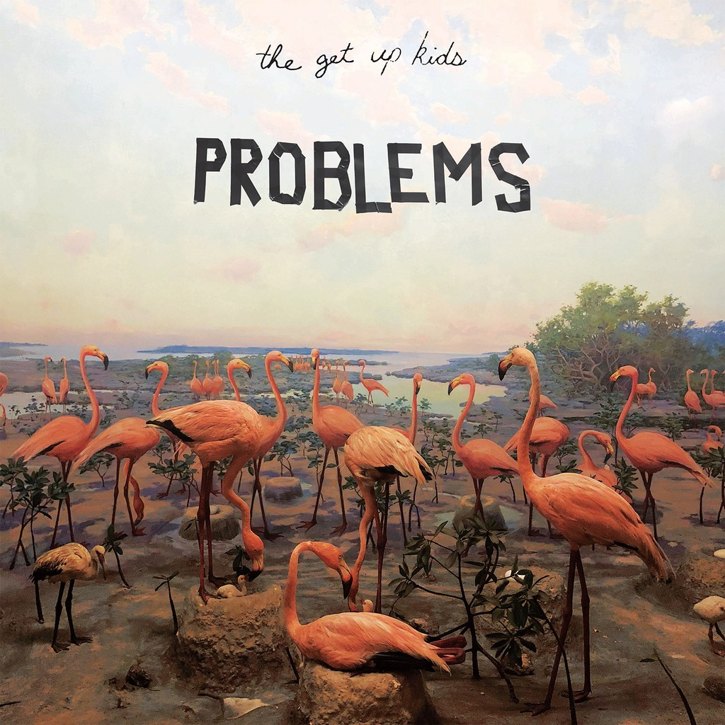 polyvinyl record co. the get up kids 2019 problems critique chronique review indie emo rock punk kansas city missouri