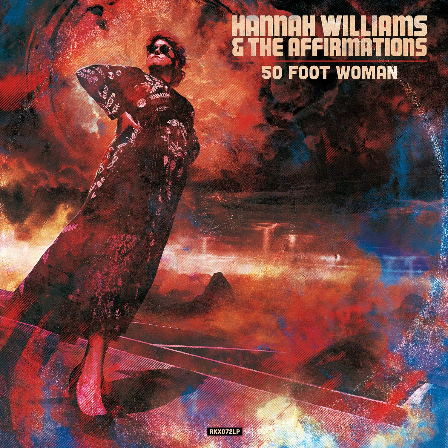 soul funk jay-z critique label review chronique hannah williams, hannah williams and the affirmations record kicks 2019 50 foot woman