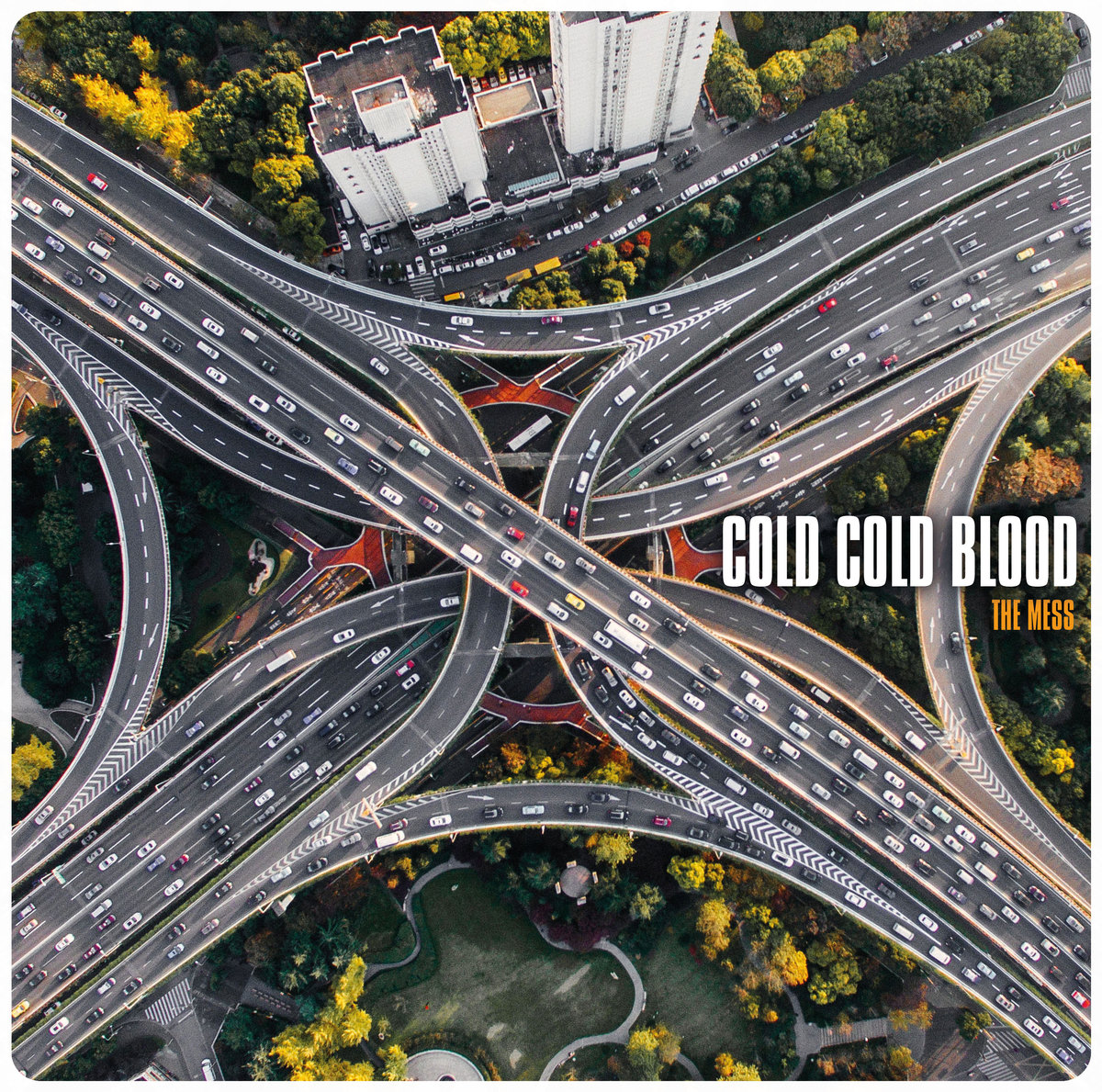 i love limoges records the mess cold cold blood rock 'n' roll punk critique review chronique patrick foulhoux 2019