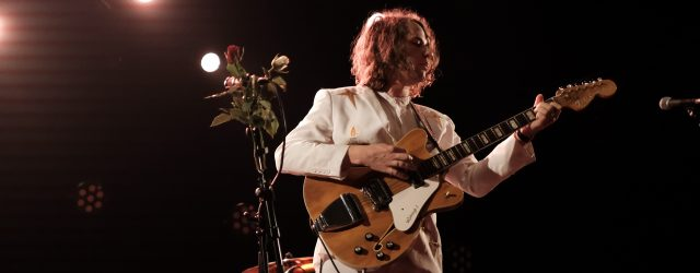 kevin morby épicerie moderne feyzin concert live lyon gig tout partout la route du rock booking report chronique review night shop justin sullivan in the break oh my god