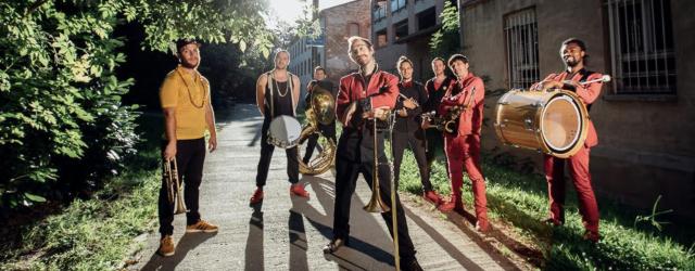 bliz productions fanflures brass band rumeur d'or 2020 critique chronique review Toulouse toulousain Patrick foulhoux cuivre trompette saxophone tuba