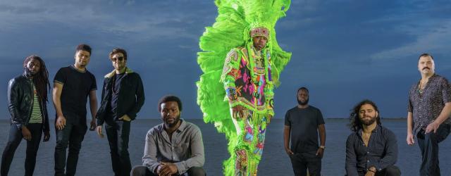 cha wa single lock records my people 2021 new orleans nouvelle-orléans band brass soul funk critique review chronique patrick foulhoux modulor